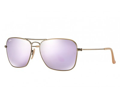 Óculos de Sol Ray Ban RB3136 167/4K TAM:58 ESPELHADO