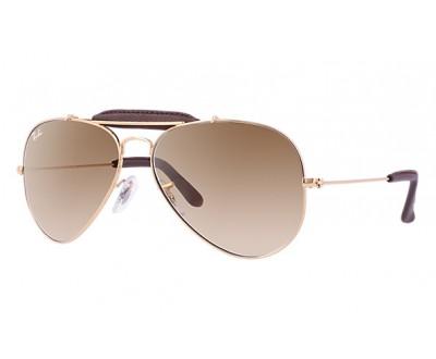 Óculos de Sol Ray Ban Aviador RB 3422 Craft Caçador 001/51