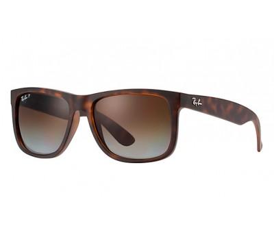 Óculos de Sol Ray Ban Justin RB 4165 865/T5 55 Polarizado