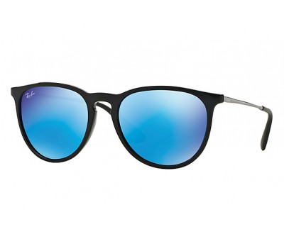 Óculos de Sol Ray Ban Erika Veludo RB 4171 601/55 54 ESPELHADO