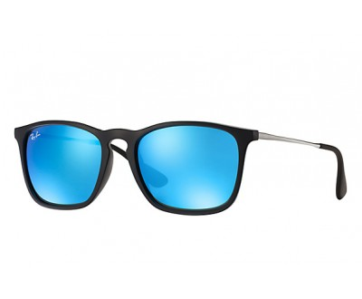 Óculos de Sol Ray Ban RB 4187 601/55 Chris ESPELHADO