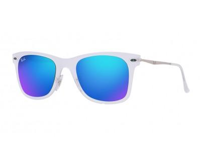 Óculos de Sol Ray Ban Wayfarer Lightray 2.0 RB 4210 646/55 ESPELHADO
