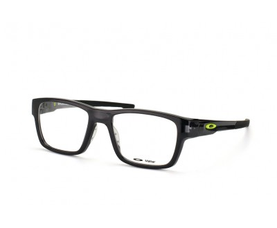 Armação Oakley Splinter OX8077-04 Black Shiny