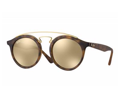 Óculos de Sol Ray Ban Gatsby Redondo RB 4256 60925A 49