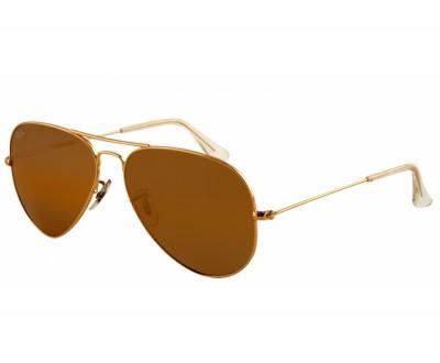Óculos de Sol Ray Ban Aviador RB 3025 001/33 58
