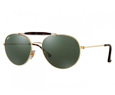 Óculos de Sol Ray Ban RB 3540 001 56