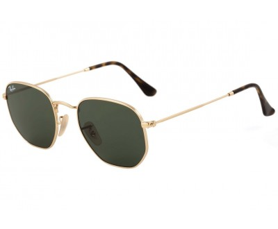 Óculos de Sol Ray Ban Hexagonal RB 3548N 001