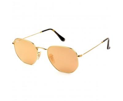 Óculos de Sol Ray Ban Hexagonal RB 3548N 001/Z2 51