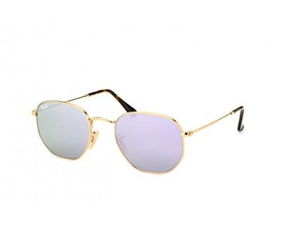 Óculos de Sol Ray Ban Hexagonal RB 3548N 001/8O 51