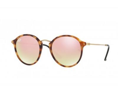 Óculos de Sol Ray Ban Round Fleck RB 2447 11607O 52