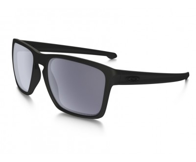 Óculos de Sol Oakley Sliver XL OO93410157 Grey Polarized / Matte Black