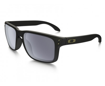Óculos de Sol Oakley HOLBROOK OO9102-17 SW GLD MAT/BLK POLARIZED