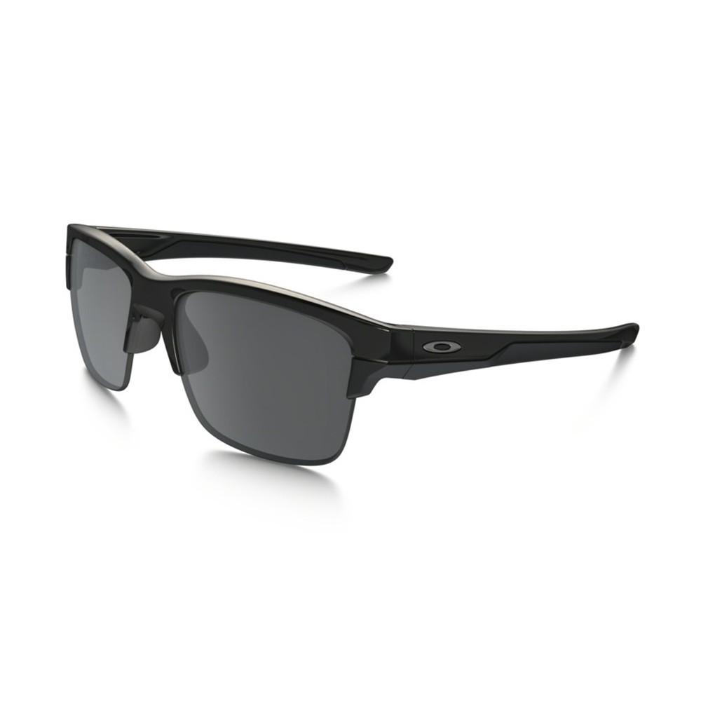7df04a23f0344 Óculos de Sol Oakley Thinlinkl OO931603 Matte Black - Óticas Online