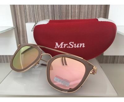 Óculos de Sol Mr. Sun B101 50 NUDE