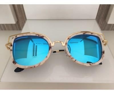 Óculos de Sol Mr. Sun 16226 55 CINZA