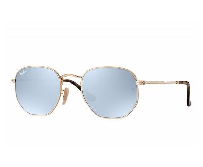 Óculos de Sol Ray Ban Hexagonal RB 3548N 001/30 51
