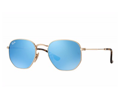Óculos de Sol Ray Ban Hexagonal RB 3548N 001/9O 51