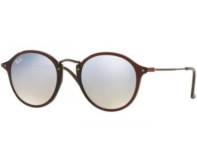 Óculos de Sol Ray Ban Round Fleck RB 2447N 62569U 49