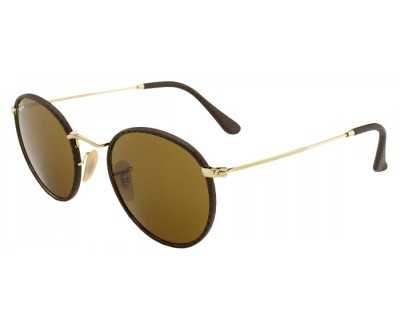 Óculos de Sol Ray Ban Round Craft RB3475Q 9041 50