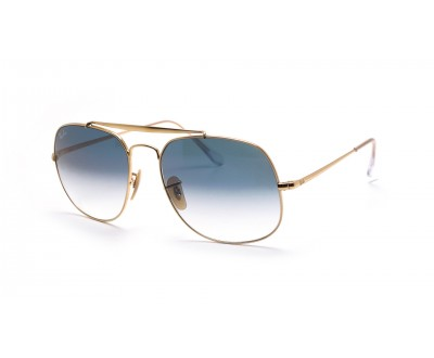 Óculos de Sol Ray Ban General RB3561 001/3F 57