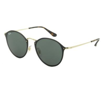 Óculos de Sol Ray Ban Blaze Round RB 3574N 001/71 59