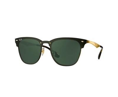 Óculos de Sol Ray Ban Blaze Clubmaster RB3576N 043/71 47