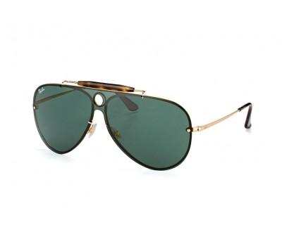 Óculos de Sol Ray Ban Blaze Shooter RB3581N 001/71 32
